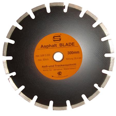 Алмазный диск по асфальту ASP