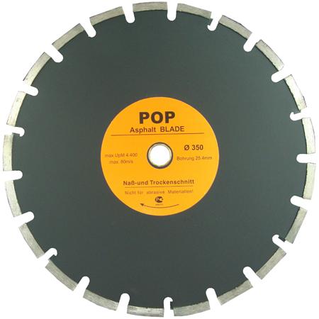 Алмазный диск по асфальту POP